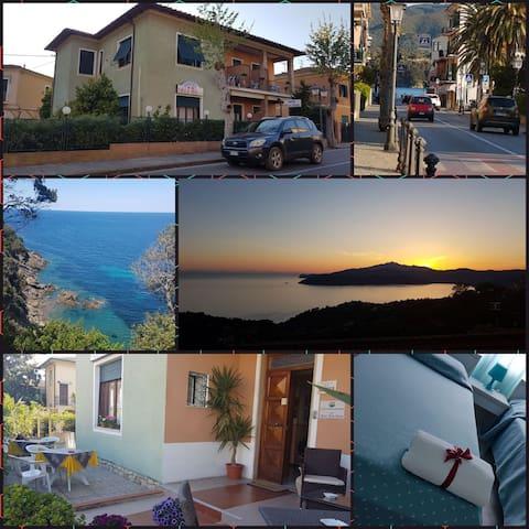 Villa Italia Porto Azzurro