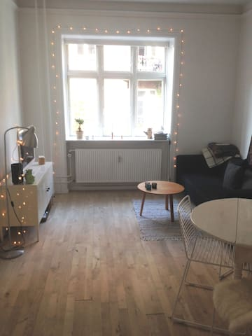 Modern and cosy apartment