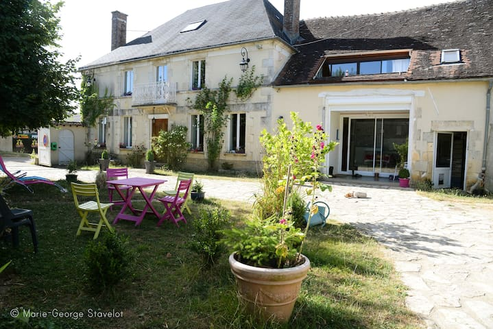 Espace détente confort à Egriselles - Venoy - Bed & Breakfast