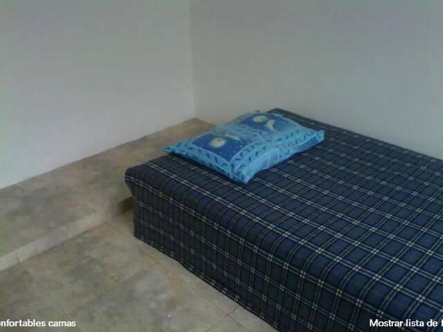 o escoge tu cama Sencilla y Confortable