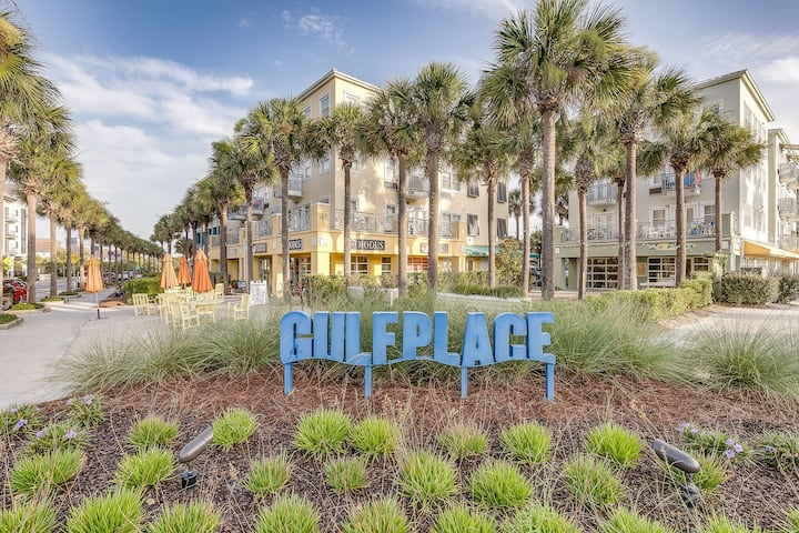 Gulf View, HEATED* Pool, Steps to Beach and Restaurants  - Auria's Cove at the Inn at Gulf Place 30A