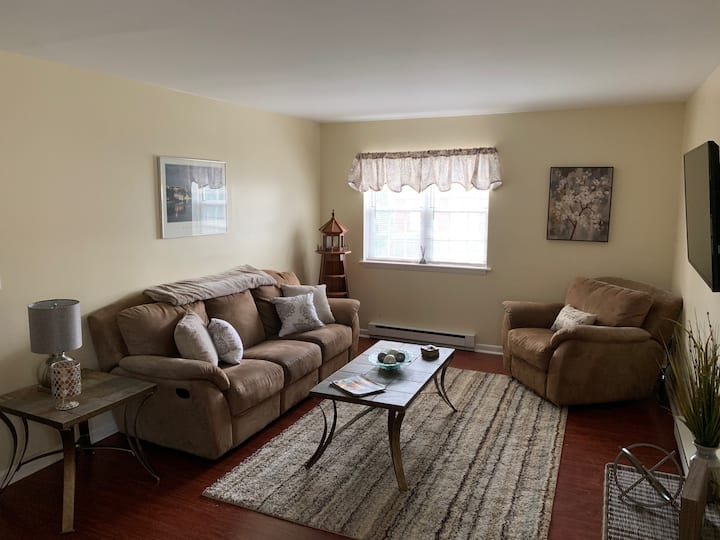 Charming apartment in Historic Lansdale