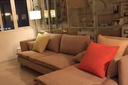 上海南桥文雅整洁,配备高清网路电视和大沙发的青年复式LOFT - Shanghai