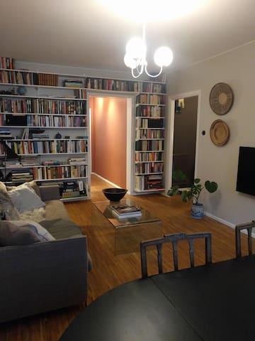 Modern flat in heart of Södermalm