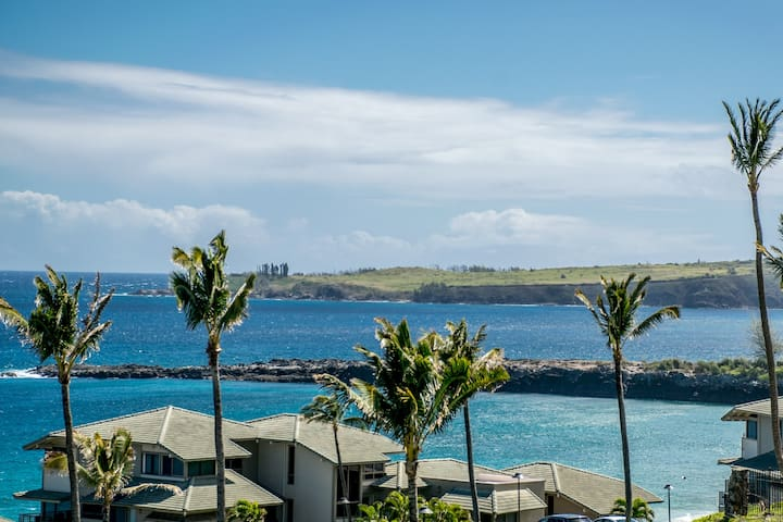 Kapalua Bay Villa 12B2 Gold Ocean View