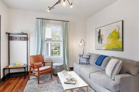 ✷Rigorously Cleaned Carriage House on Forsyth✷