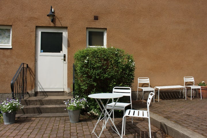 Studio flat Lidingö, 15 minutes to city center