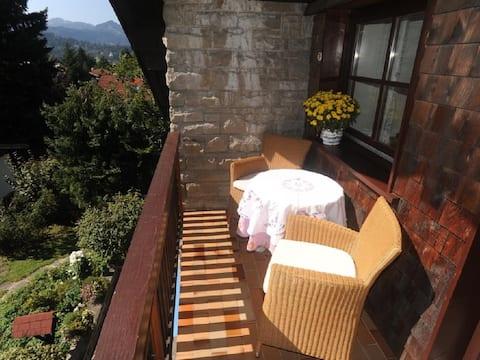 FeWo 5 mit 3 Schlafzimmern - Alle Bergbahnen frei