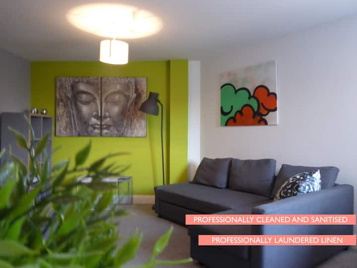 Mia's Place - City Living in Chester (Sleeps 18)