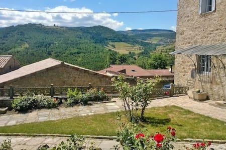 Gîte Ardèche Verte 8/9 personnes - Annonay - Dom