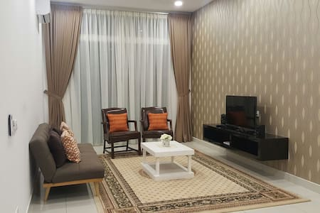 New Condo with superb facilities - Bayan Lepas - Appartement