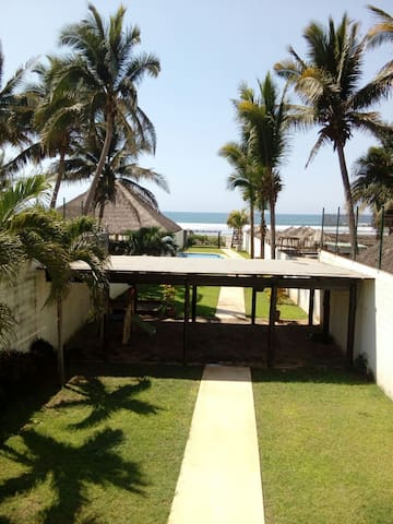 bonita casa de playa, Diamante Acapulco Guerrero