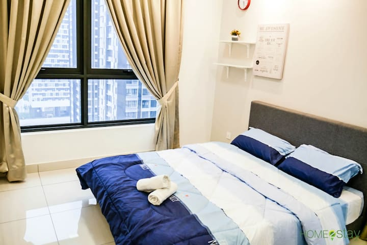 Private Double Bedroom @ 5Mins Walking From MRT
