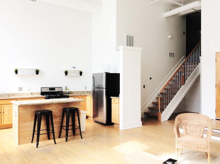 Greater Downtown Loft: Model F