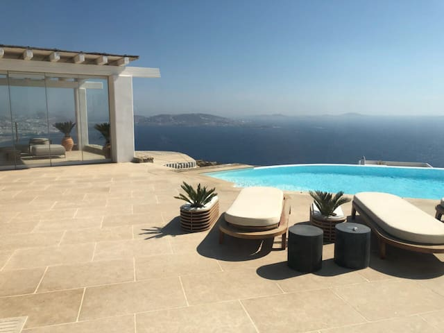 Villa Oleandra Mykonos