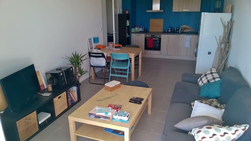Bel appartement calme et ensoleillé - Cuers - 公寓