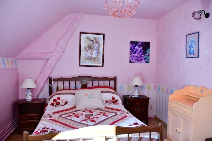 Chambre en bord de Loire - Chaumont-sur-Loire - Huoneisto