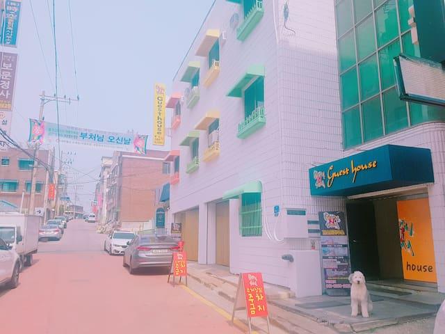 춘천게스트하우스 파티앤스테이 - Achim-gil, Chuncheon-si - Гостевой дом