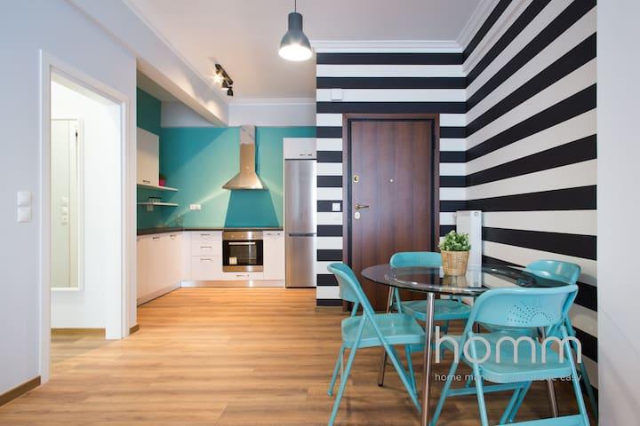 Modern and stylish interior design