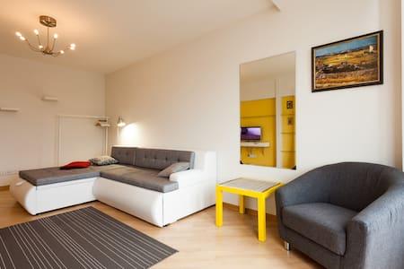Nemiga-center apartment