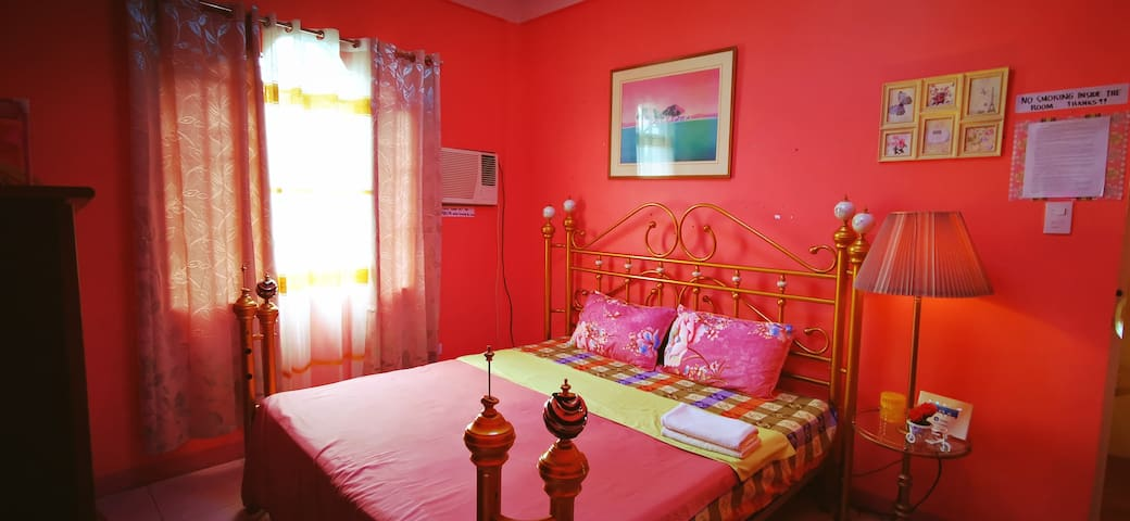 pink Room Beautifu! Isn't?!