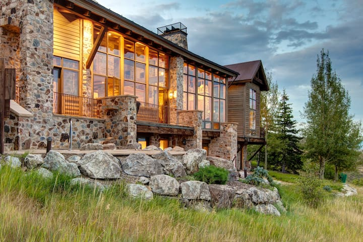 Perfect For The Whole Family! Park City Luxury Rental... 8 Beds 9 Baths +more!!! - Heber City - Apartemen