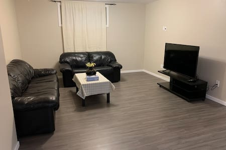 Cozy and Friendly 1 Bedroom Basement Suite