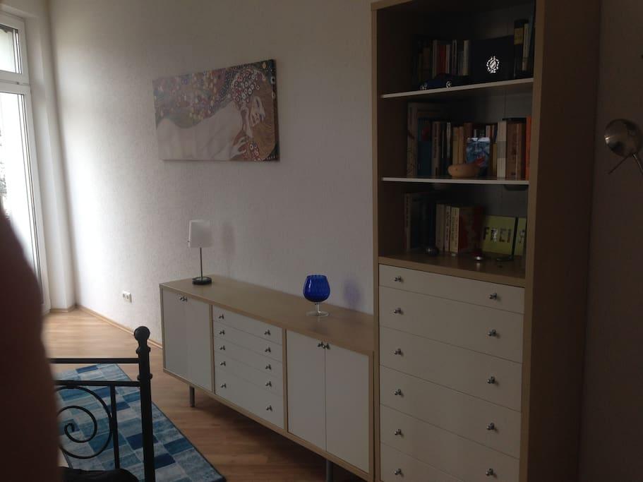 """Euer Zimmer - nicht """"quadratisch"""", aber praktisch gut!"""