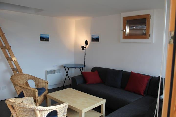 Ferienhaus Coray, Ruschein - Ruschein - Casa