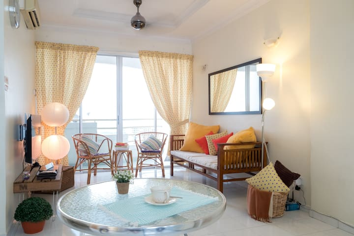Seaview Homestay Apartment-Penang - Gelugor - Wohnung