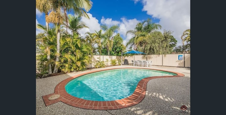 Family friendly accommodation in Helensvale