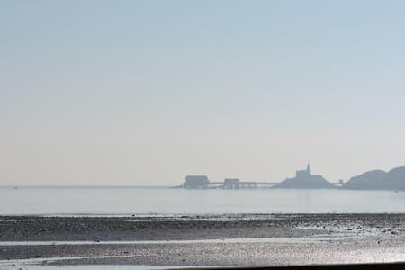 Mumbles Gower sea facing townhouse sleeps 6 to 14 - The Mumbles