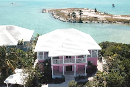 Spectacular Oceanfront Villa in Great Exuma