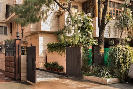 Studio located in the SAFEST part of town. - New Delhi