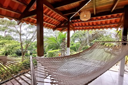 OCEANVIEW TREEHOUSE-ENJOY PEACE&NATURE IN COMFORT