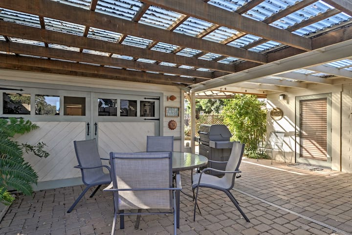 Cozy Arroyo Grande Cottage w/Patio - Near it All!