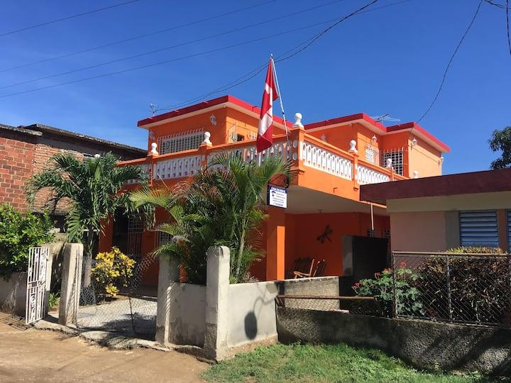 Casa Claudette & Jorge Luis