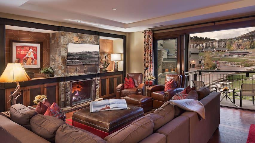 Heavenly Peak- Prime Luxury Slopeside Residence - Steamboat Springs - Társasház