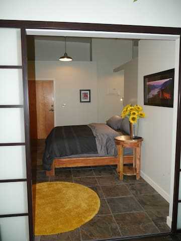 Bali Private  Suite in Hip and Cool NEPO - Portland - Hotel boutique