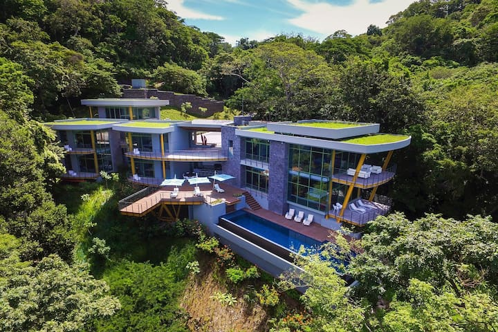 Luxury Villa Magayon At Peninsula Papagayo - Final Ruta