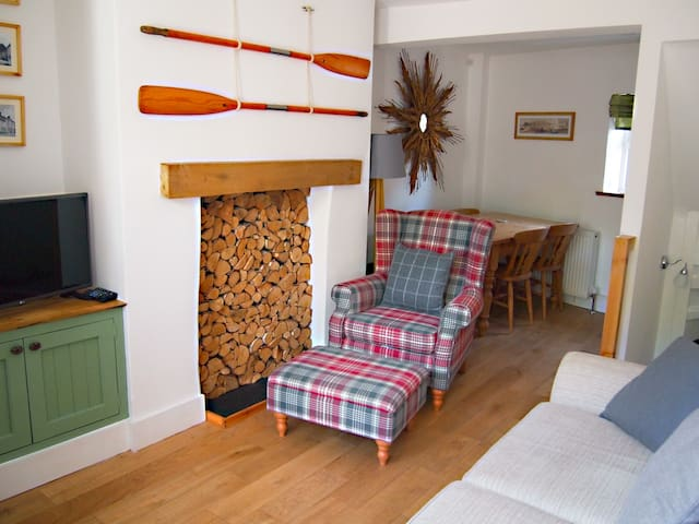 Florence Cottage - A delightful 2 bed cosy cottage