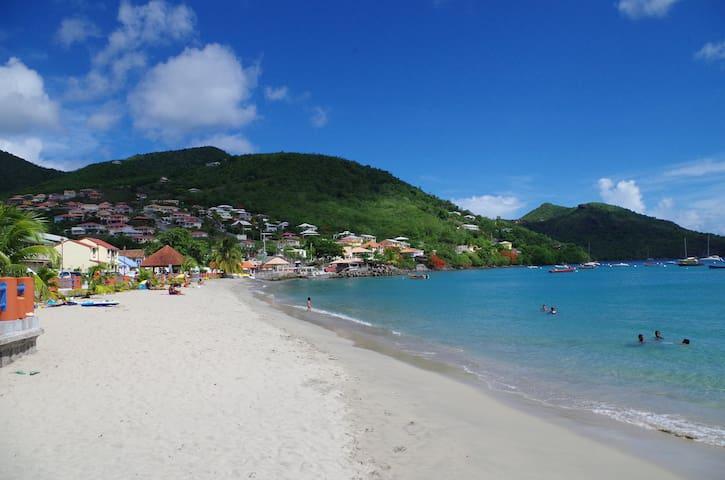 Passez vos vacances en Martinique chez Popo ! - Les Anses-d'Arlet - Villa