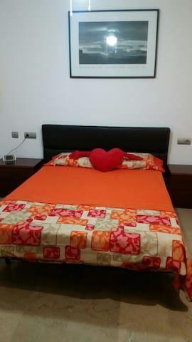 apartamento a 20' de València.