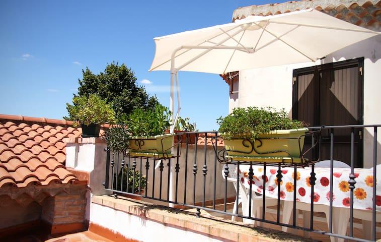 Villa MARGHERITA - Natura, relax e tradizione - Pisticci - Villa