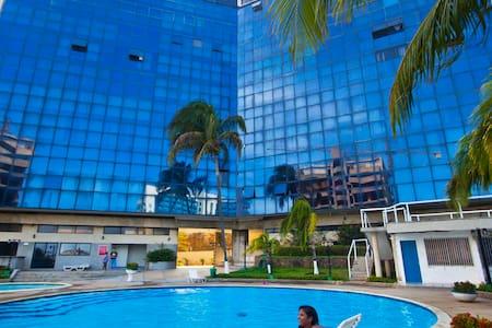 Apartamento frente al mar, seguro!! - Pampatar - 公寓