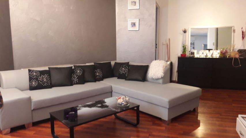 Proche Genève joli Appartement avec terrasse - Annemasse