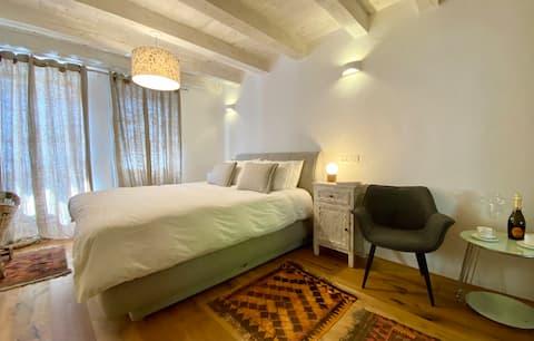 Mooie  tweepersoonskamer op nummer 4 - Kobarid