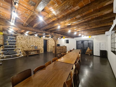 Gîte de groupe et Salle de réception