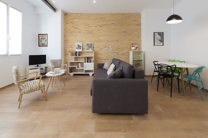 Modern and central Valencia apartment - De Borja - València - Appartamento