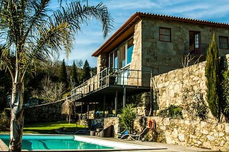 Quinta de Padreiro - agro turismo - Cabreiro - วิลล่า